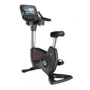 LIFE FITNESS DISCOVER SI 95C ELEVATION UPRIGHT BIKE