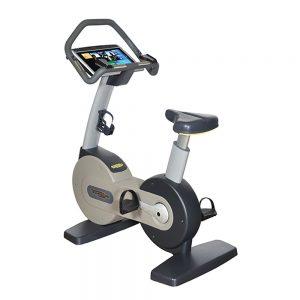 TechnoGym excercise bike Excite+ New Bike 700 Unity 1 SILVER