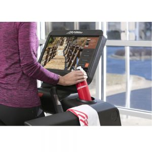 LIFE FITNESS INTEGRITY SERIES TREADMILL DISCOVER SE3-HD
