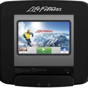LIFE FITNESS DISCOVER SI 95R ELEVATION RECUMBENT BIKE