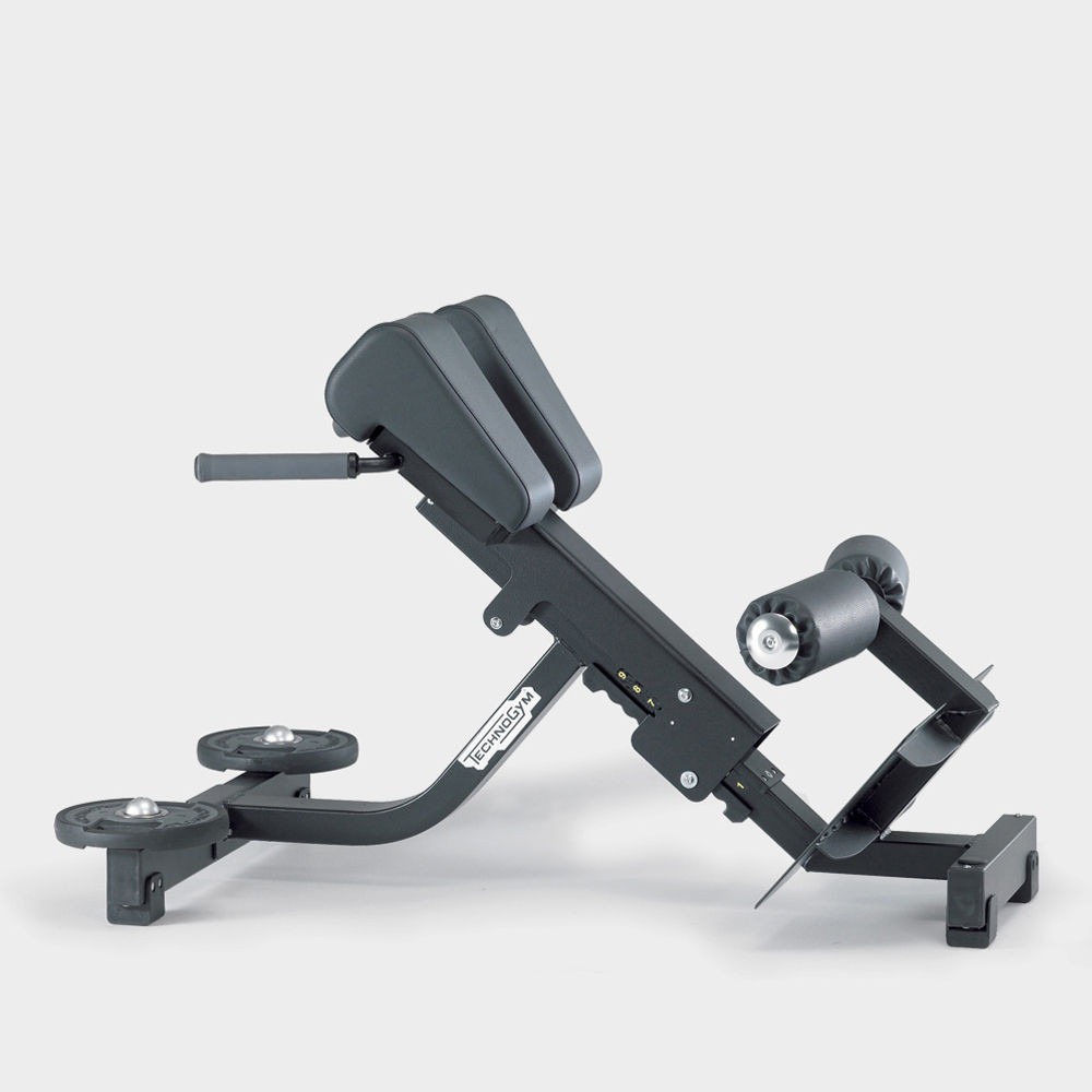 Lower Back Bench Pure